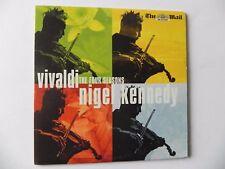 NIGEL KENNEDY VIVALDI THE FOUR SEASONS PROMO CD ALBUM