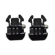 2Pcs Quick Release Buckle Clip Strap Mount for Gopro Hero Session Action Cameras