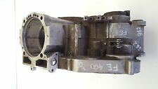 HUSABERG FE400 2002 Crank cases Crankcase Bottom end Engine case 02
