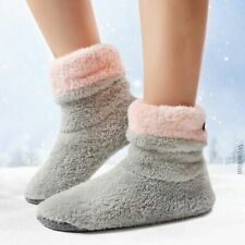 Home Slippers Women Men Fur Slipper House Plush Shoes Indoor Winter Warm Shoes