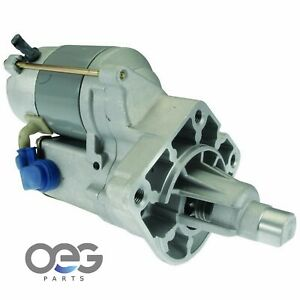 New Starter For Plymouth Acclaim 3.0L 1989 & Voyager/Grand 3.0L 87-89 1280003500