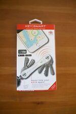 KeySmart Pro Ks411r Compact Key Organizer With Tile Smart Location Technology