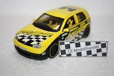 Volkswagen VW Golf IV R32 Tuning • NEU • Maisto Custom Shop • 1:24