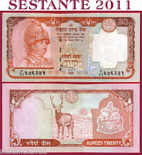 NEPAL -  20 RUPEES  nd  2006    -   P 55    -   FDS / UNC