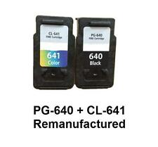 REM. PG-640,PG640 & CL-641,CL641 ink cartridges for Canon MG2260 MG6240