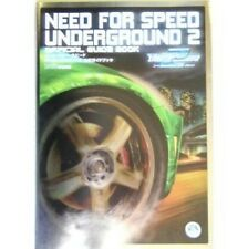 Need for Speed Underground 2 Official Guide Book / PS2