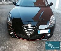 Profilo Bordino Rosso Anteriore Front 3M Dam Alfa Romeo Giulietta 2010 - 2016