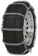 215/50-15 215/50R15 Tire Chains V-Bar Link Snow Traction Passenger Vehicle Car