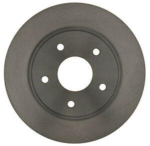 Disc Brake Rotor fits 2009-2014 Volkswagen Routan  ACDELCO ADVANTAGE CANADA