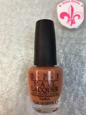 Opi Nail Polish Lacquer Washington Dc Collection Freedom of Peach Nlw59