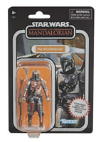 Star Wars THE VINTAGE COLLECTION THE MANDALORIAN Figure Carbonized IN HAND
