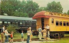 Louisville Kentucky~Railway Museum~Families Board Combine #665~Pullman Train