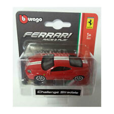 Bburago 56000 Ferrari Challenge Stradale Red Scale 1:64 Model Car NEW! °