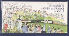 bloc  souvenir   n° 13 ,  sport  open de golf    2006  sous blister