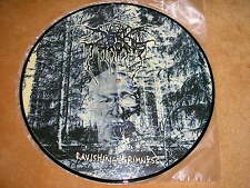 DARKTHRONE - Ravishing grimness  PICTURE LP   1999    Moonfog   rare 1.press