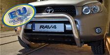 Toyota Rav 4  2006 - 2009 U-BAR  CE APPROVED BULL BAR  PUSH BAR GRILL GUARD
