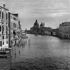 VENICE ITALY ART PRINT - Grand Canal by Tom Artin 16x16 Italian Photo Poster