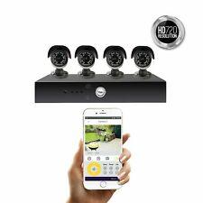 Yale Y804A-HD 720p 8 Channel CCTV Kit