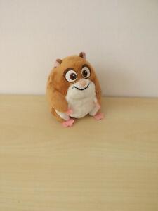 peluche hamster volt