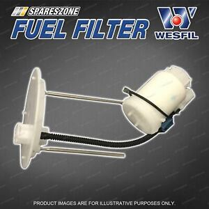 Wesfil Fuel Filter for Toyota Kluger GSU45 GSU40 Petrol V6 3.5 Refer Z940