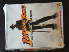 Lucas Arts Indiana Jones and the Infernal Machine PC Game