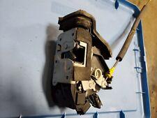 2006 2007 2008 2009 JAGUAR XJ8 XJR SUPER V8 VANDEN PLAS  LEFT FRONT DOOR LOCK
