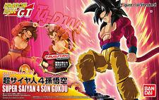 DRAGON BALL Z GT GOKU GOKOU SS4 FIGURE RISE FIGURA NEW NUEVA BANDAI