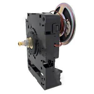 Seiko Quartz Strike & Chime Clock Movement, Euro Shaft 29.1 mm & Speaker 4 Norm