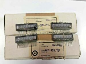 10pcs IV-28 VFD Digit Display Tube for Clock Russian, Nos, Same Data, New