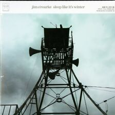 JIM O'ROURKE-SLEEP LIKE IT'S WINTER-JAPAN CD F04