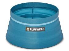 Ruffwear Bivi Dog Food Water Bowl 20402/447/M Spring Blue NEW