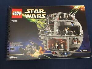 Lego Star Wars Death Star 2016 Kit #75159 - 100% Complete