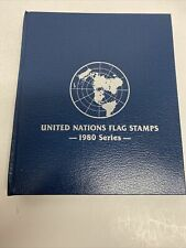 United Nations Flag Stamps 1980 Series of First Day Covers 16 countries Vol. 1