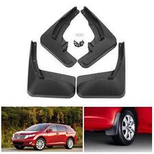 For Toyota Venza 3rd Gen 2009-2016 Car Mud Flaps Splash Guards Mudguards 4pcs