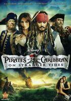 Pirates of the Caribbean: On Stranger Tides [New DVD] Ac-3/Dolby Digital, Dolb