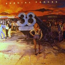Special Forces - 38 Special (CD New) 4988031259344