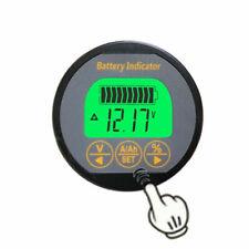 350a Battery Monitor DC 12v-96v- Soc Volt Amp Ah Capacity Indicator Shunt Tester