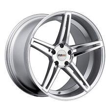 Cray Brickyard Silver Mirror Face 19/20 Fits: C6 Corvette Z06 ZR1 Grand Sport
