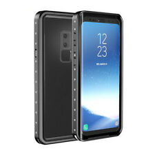 IP68 Waterproof Shockproof Dirt Proof Durable Case Cover For Galaxy S9 S9 Plus