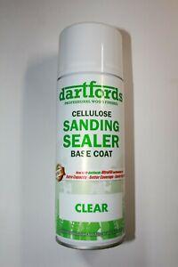 Dartfords Füller Priemer sanding sealer ULTRAFILL Nitrolack Nitrocellulose Spray