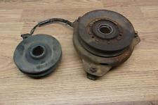 John deere 175 kawasaki fc420v pto clutch and engine pulley