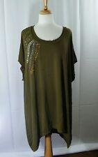 LYS Woman's Plus Shirt Size 3X