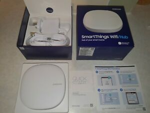 Samsung SmartThings Hub v3 (White) - Use with Vodafone subscription