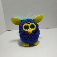 Furby, Blue And Yellow, 2012, Turns On/Tested, Good Condition, some signs of use