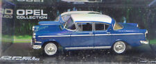 Opel Kapitän P1 Blue Limousine Construction Year 1958 Scale 1:43 Von IXO