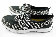 Sperry Top-Sider Ripple Rush Tribal boat shoes womens sz 7.5 black & white  NEW