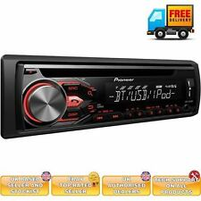 Pioneer DEH-4800BT bluetooth car stereo audio streaming Android Iphone iPod USB