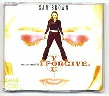 Sam Brown Maxi-CD I Forgive You - 4-track CD - Demon Records D2002CD