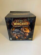 World Of Warcraft Warlords Of Draenor Pre Release Box, Rare Collectible Stand
