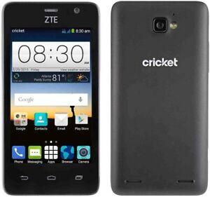 Ne ZTE Sonata 2 (Z755) Unlocked GSM -Cricket Android 5MP 4G LTE Smartphone Back